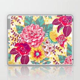 Bloomin' Beauties - Sunshine Laptop & iPad Skin
