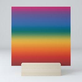 Rainbow 2018 Mini Art Print
