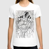zappa T-shirts featuring Frank Zappa by JeanMar
