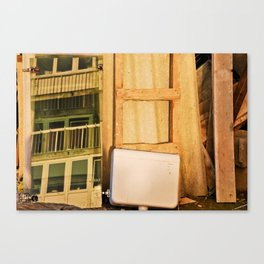 readymade 01 Canvas Print