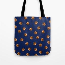 Acorn Pattern-Downriver Tote Bag
