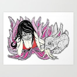A Need Art Print