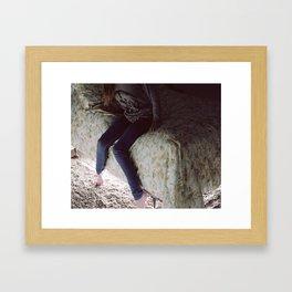 Untitled, Film Still #2 Framed Art Print