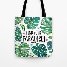Tropical Paradise Tote Bag