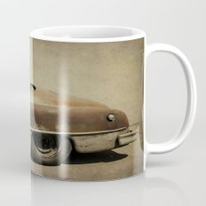 Rusty Chrysler De Soto Mug