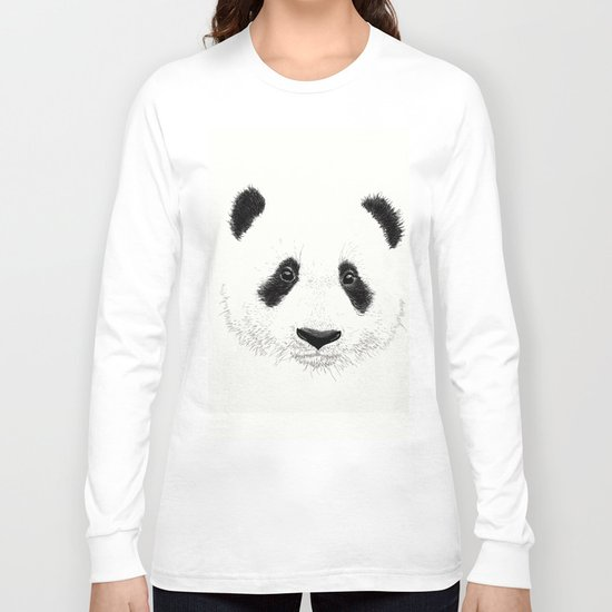 PANDA Long Sleeve T-shirt