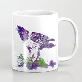 African Crow - Ria Loader Coffee Mug