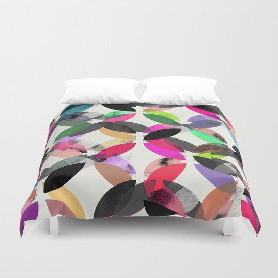 colour + pattern 16 Duvet Cover