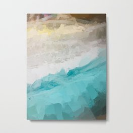Ocean Dream Metal Print