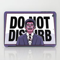 obey iPad Cases featuring Obey! by LuisD