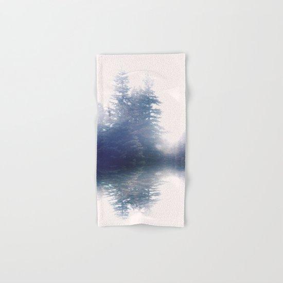 Serene reflections Hand & Bath Towel