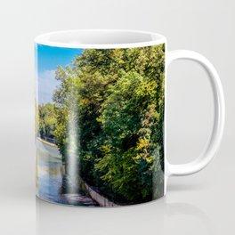 DE - Bavaria : Isar canal Coffee Mug