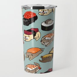 Sushi Otter Travel Mug