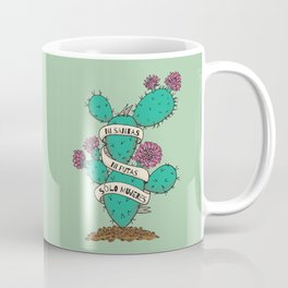 Ni Santas Ni Putas Solo Mujeres Coffee Mug