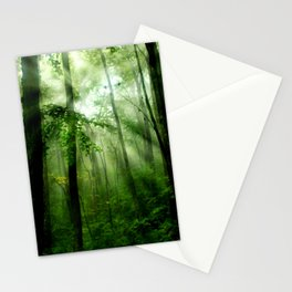Joyful Forest Stationery Cards