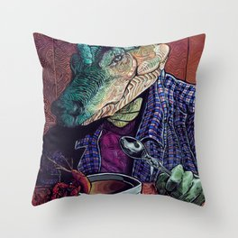 What's in the Gumbo Throw Pillow