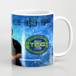 Cop Of The Future Coffee Mug