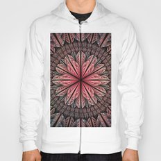 Fantasy flower and petals Hoody