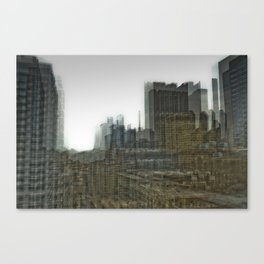 Abstraction 2 Canvas Print