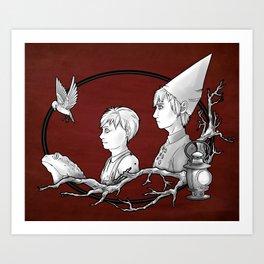 OTGW Family Portrait Art Print