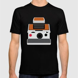 Polaroid SX-70 Land Camera T-shirt
