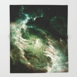 β Electra Throw Blanket