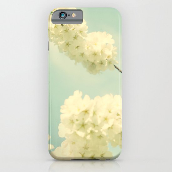 The Blossom and the Bee iPhone & iPod Case