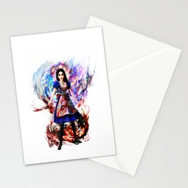 Alice madness returns Stationery Cards