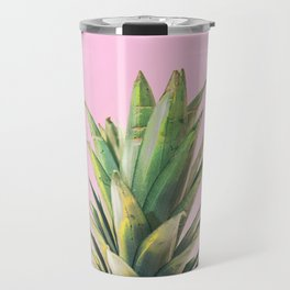 Pineapple Pink Travel Mug