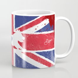 """""""Snatch"""" Beth Bacon Collectible Designs no.1 Coffee Mug"""