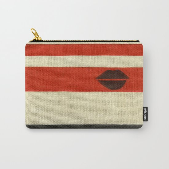 The Lady Vanishes Carry-All Pouch
