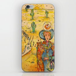 Apocalypse by Drought iPhone Skin