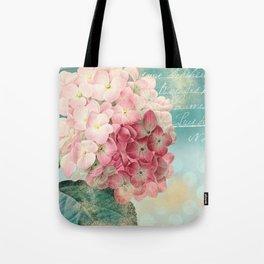 Vintage flowers #12 Tote Bag