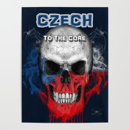 To The Core Collection: Czech Republic Poster