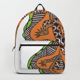 Mangrove Goanna Backpack