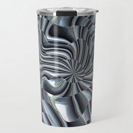 Metal grill design Travel Mug