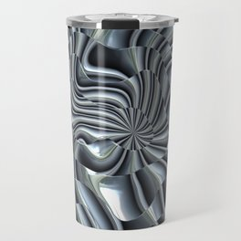 Metal grill design Travel Mug