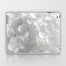 Holy Hydrangea V Laptop & iPad Skin