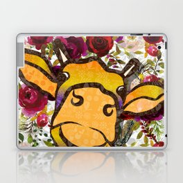 OnTheFarm-Cow Laptop & iPad Skin