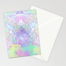 crystal vision Stationery Cards