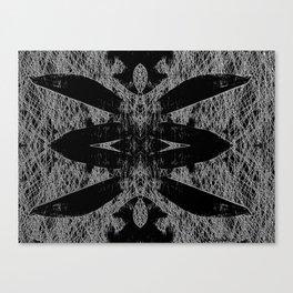 Shaped Canvas Print