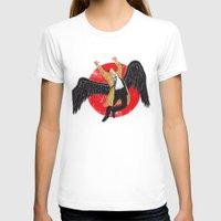 led zeppelin T-shirts featuring Cas Zeppelin by DiHA