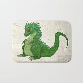 Fat Dragon Bath Mat