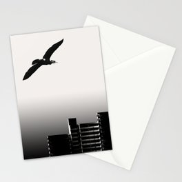 Sea Raven Stationery Cards