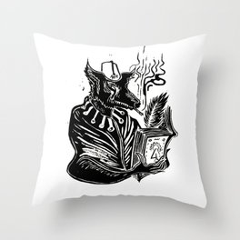 gizeh Throw Pillow