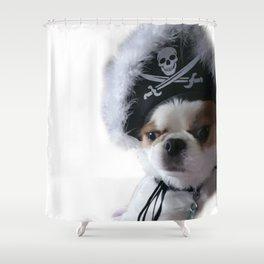 Kip the Pirate Shower Curtain