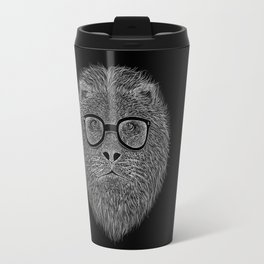 WHITE LION Travel Mug