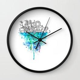 From the Deep, Deep Down. Wall Clock