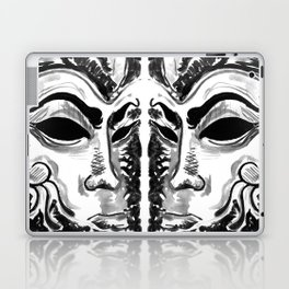 Dream of the Mask Laptop & iPad Skin