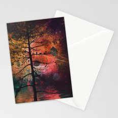 nyce vyww Stationery Cards